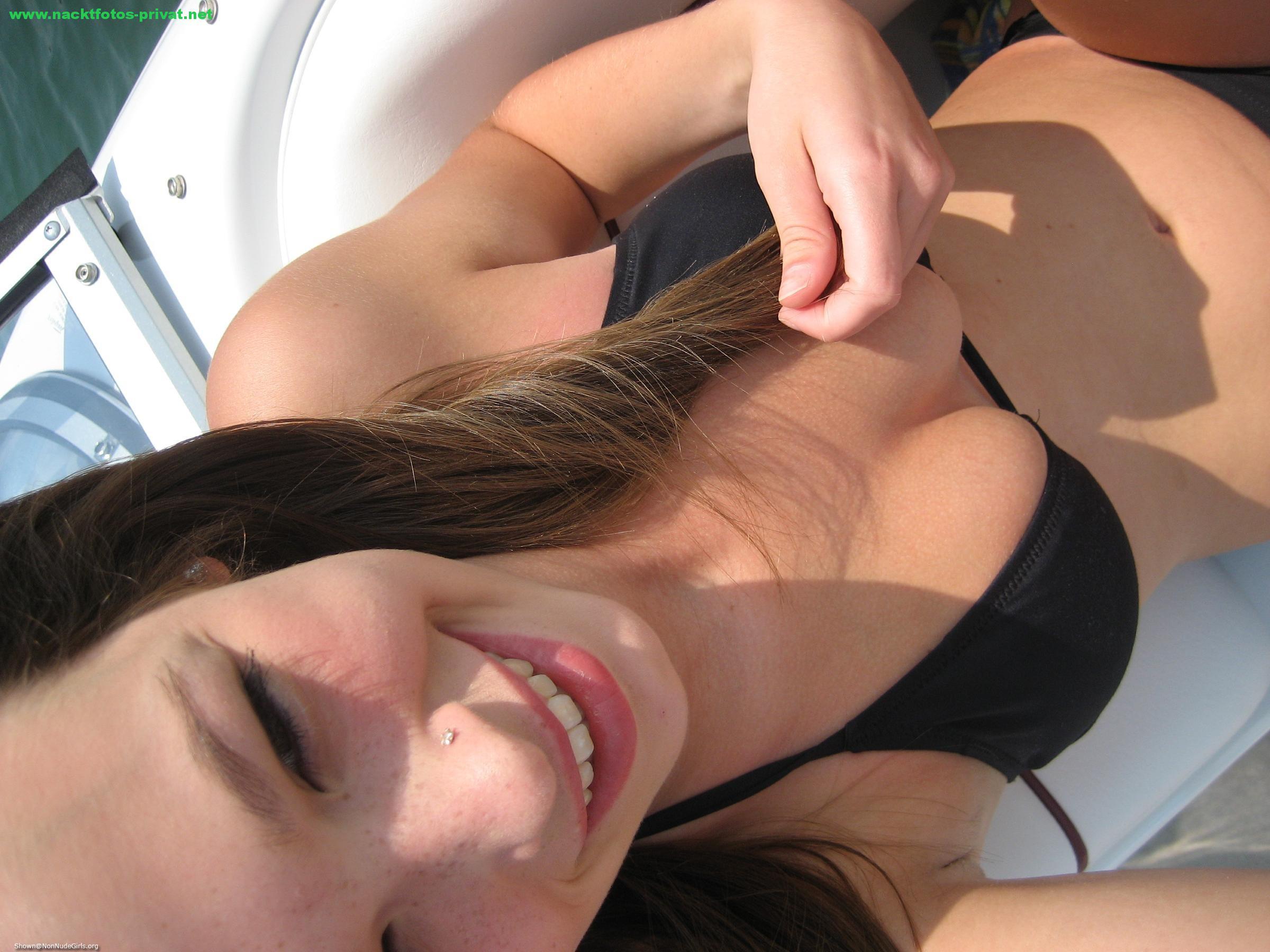 Teen Bikini Selfie